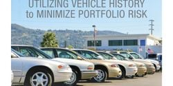 Incorporating vehicle history reports into the lending decisions can help uncover hidden issues with the vehicle and adjust loan terms accordingly.