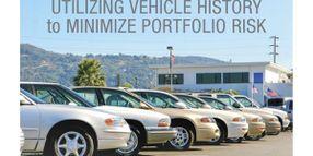 Utilizing Vehicle History to Minimize Portfolio Risk