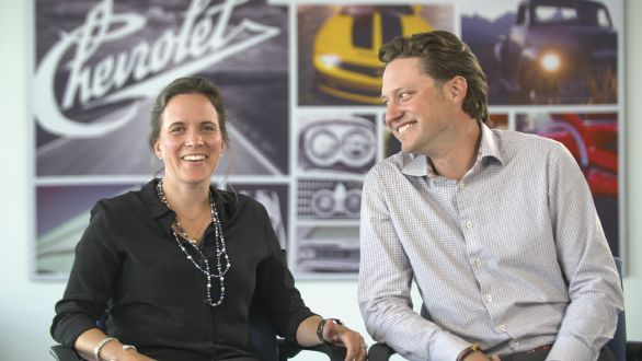 In January 2020, GinnyBowden, great-granddaughter of founder J.S. McClinton Sr., stepped into the dealer principal role alongside her husband WynBowden, who serves as the dealer group's general manager. - IMAGE: McClinton Auto Group