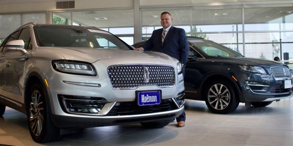 Holman Ford Lincoln Turnersville's Greg Soden leads F&I sales in the company with a positive...