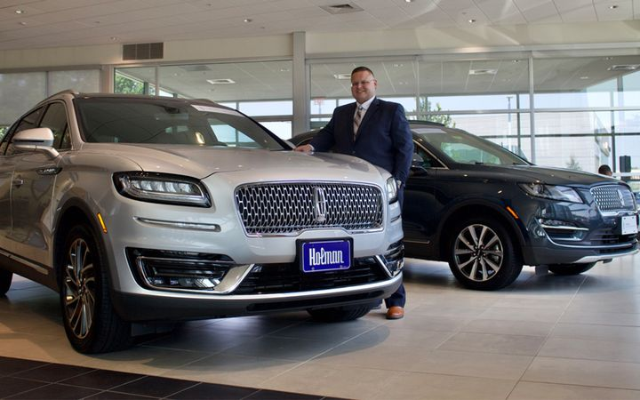 Holman Ford Lincoln Turnersville's Greg Soden leads F&I sales in the company with a positive attitude and a sales process that ditches the pitch. - Holman Ford Lincoln Turnersville