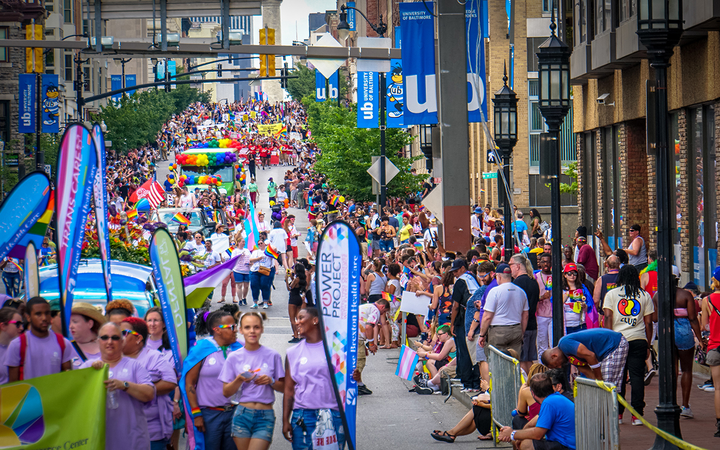 Volvo Cars Annapolis is a sponsor of Maryland Gay Pride, which draws tens of thousands of attendees along with local and national news coverage.   - Photo by Ted Eytan via Flickr