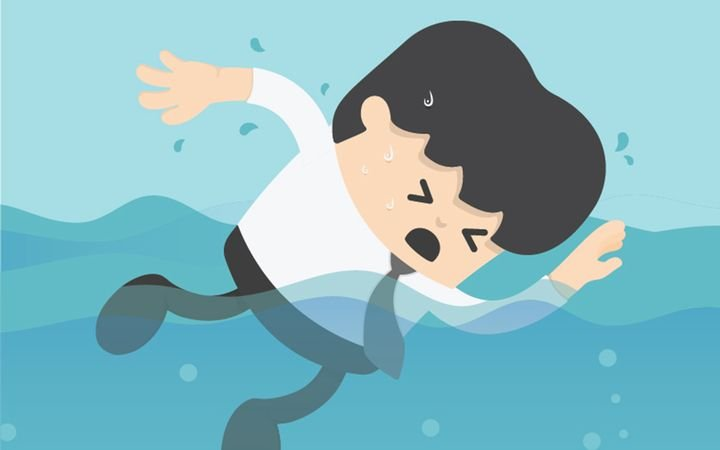 """The """"sink or swim"""" mentality espoused by traditional pay plans is out of step with the demands of the talented workers successful dealerships need.   - Illustration by jack191 via Getty Images"""