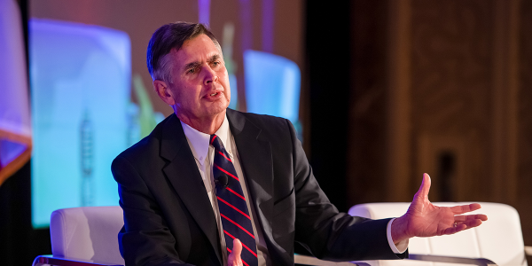 Texas dealer and 2019 NADA Chairman Charlie Gilchrist told Vehicle Finance Conference attendees...