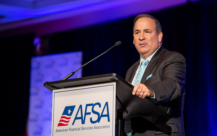 "AFSA's then-president-elect Bill Himpler said he has been told by White House staff the Trump administration is ""fully committed"" to repealing the 2017 reinterpretation of the Military Lending Act that effectively prohibited the sale of GAP to servicemembers. 