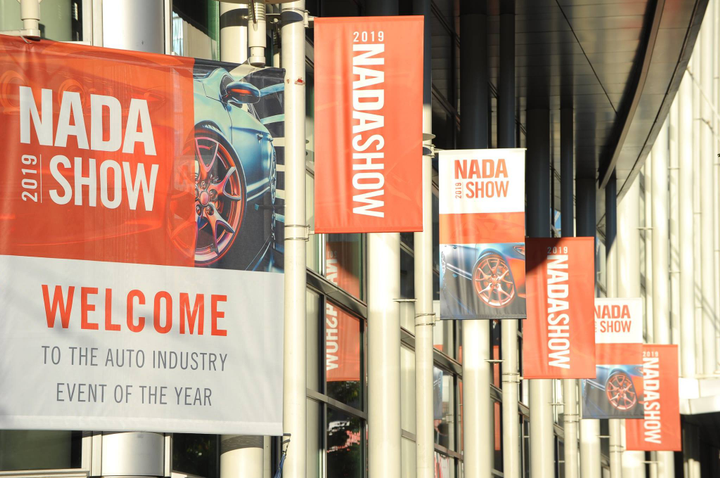 NADA Show 2019 was held Jan. 24–27 in San Francisco's Moscone Convention Center.   - Photo courtesy NADA