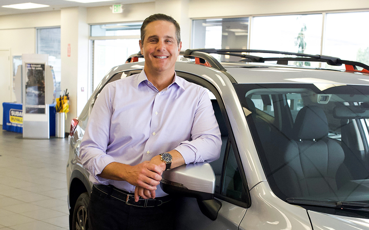 Chris Brown has been principal of Subaru of Puyallup (Wash.) since 2010 and a member of the Harnish Auto Family since 1993. 