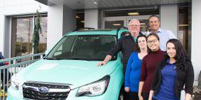 Digital Sales Are Stress-Free at Subaru of Puyallup