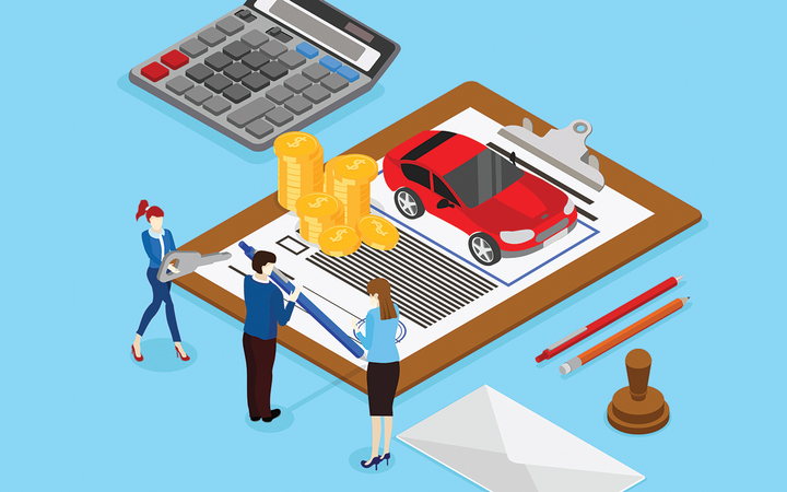 Auto finance sources reported healthy growth in the first quarter, but a closer look reveals a worrisome trend.