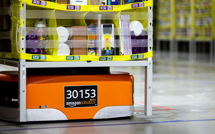 Amazon fulfills orders quickly and efficiently. But unlike a car dealership, its sales don't depend on personal interaction. 