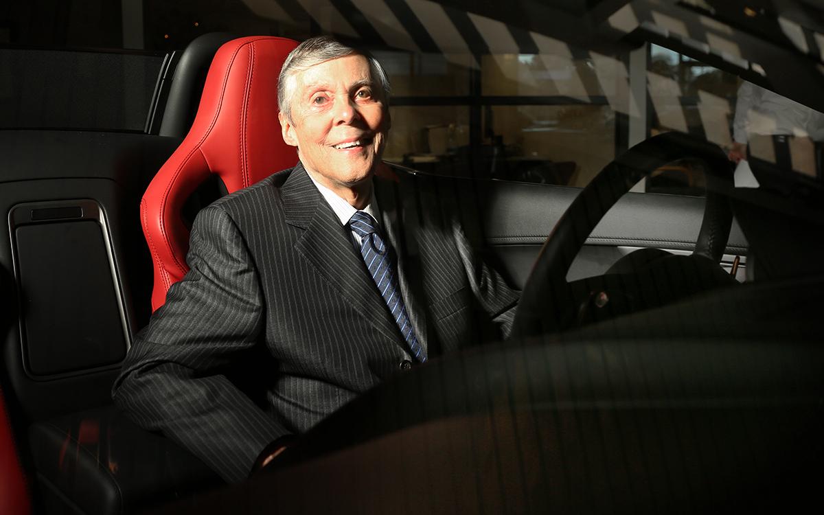 Dwayne Hawkins Gives Back at Crown Automotive