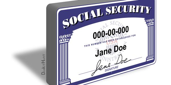 The social security number is the most critical component for finance and lease deals and we...