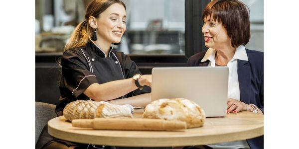 The key to baking bread is to know the time required, and the key to making a deal is to...