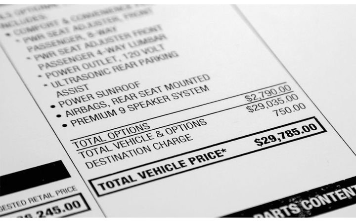 You may sell a vehicle for more than the MSRP, but just be sure you do it right. - IMAGE: Getty