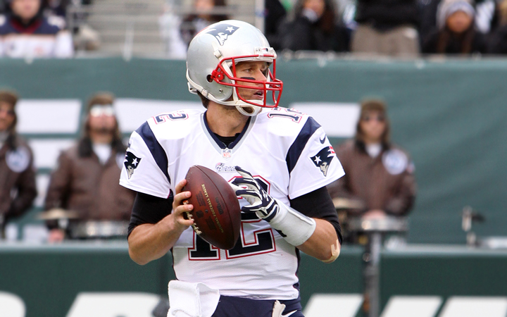 New England Patriots quarterback Tom Brady led his team to 25 points in the fourth quarter and overtime to defeat the Atlanta Falcons in Super Bowl LI.  - Photo by Mike Lizzi via Flickr