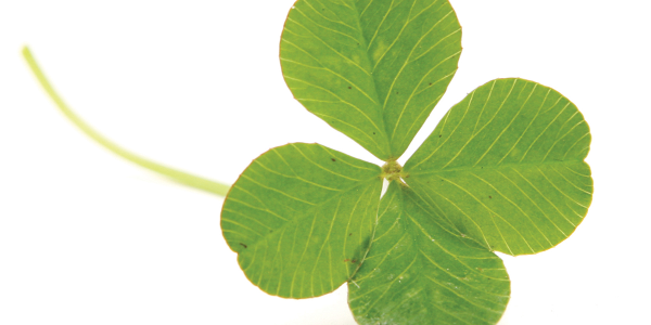 The author advises F&I managers on a losing streak to create their own luck.