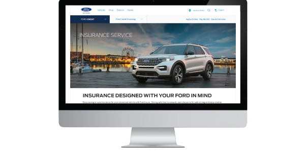 Ford Credit has launched Ford Insure, a new mobile app-facilitated consumer auto insurance...