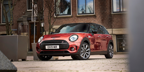 Car buyers who finance their purchase through Mini's new Flipped Financing Program have up to 30...
