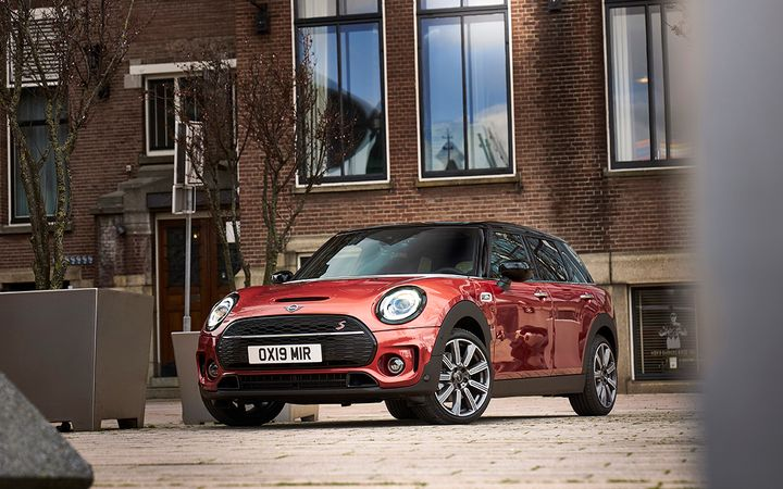Car buyers who finance their purchase through Mini's new Flipped Financing Program have up to 30 days to add protection products.  - Photo courtesy Mini USA