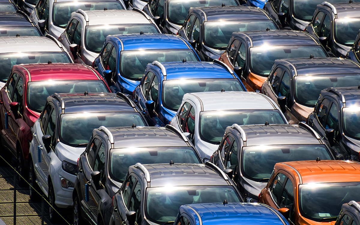 Auto Loans and Leases Up 1% in Q3
