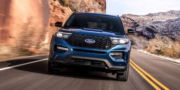 The cost to buy a Ford Explorer increased by nearly 6% year-over-year in October.