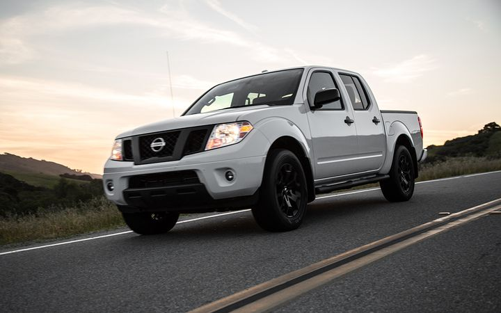 Average lease payments for the Nissan Frontier fell by an industry-high 8.6% in November.  - Photo courtesy Nissan North America