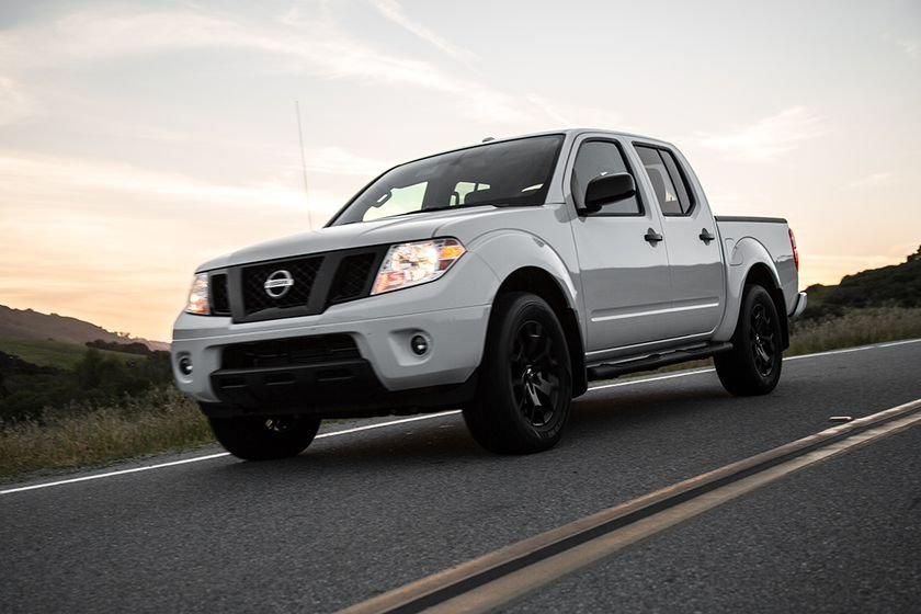 Average lease payments for the Nissan Frontier fell by an industry-high 8.6% in November.