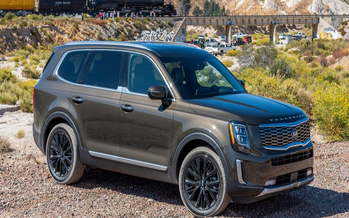 The editors at Kelley Blue Book have rounded up the 10 Most Successful New Models of 2019. - Photo courtesy of Kelley Blue Book