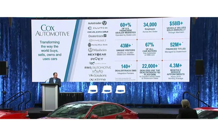 Cox Auto hosted their seventh annual Industry Insights Breakfast and have shared the materials online. - Photo courtesy of Cox Automotive