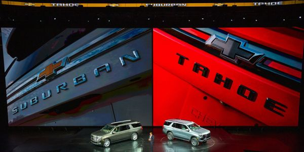 Ford, Toyota and GM are enlarging their already hefty vehicle lines.