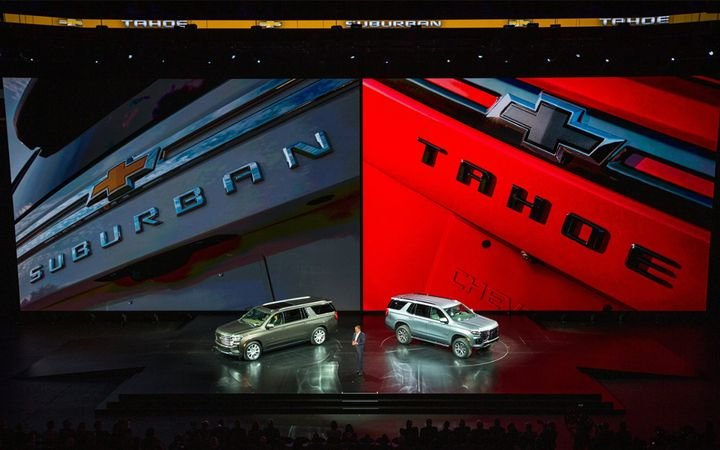 Ford, Toyota and GM are enlarging their already hefty vehicle lines.  - Photo courtesy of Chevrolet