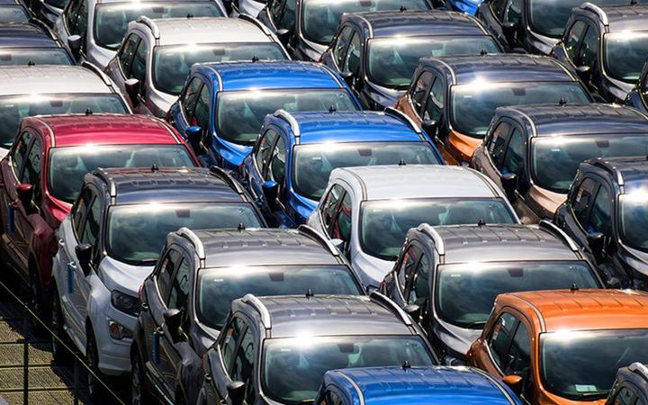 For the fifth year in a row, auto sales in the U.S. are expected to top 17 million vehicles. - Photo byThomas B.via Pixabay