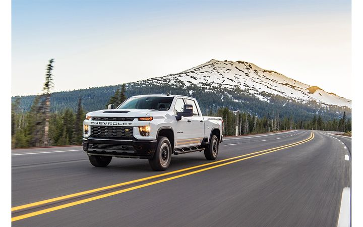 Truck wars heat up as Ram pickups outsell the Chevy Silverado and more options, amenities draw in a rapidly expanding base of shoppers - Image courtesy of Chevrolet