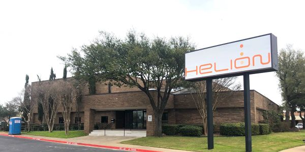 Helion Technologies is expanding its Dallas operations and moving into a newly renovated...