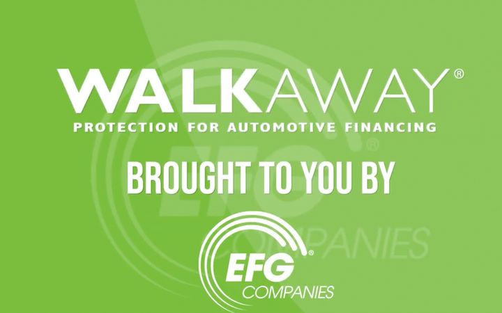 EFG Companies announced today the re-launch of the product behind the award-winning Hyundai Assurance Program, WALKAWAY® Vehicle Return Protection. -