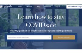 OneLocal Releases COVIDsafe.Services