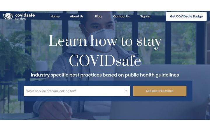 New platform is a free tool for auto repair services to share their compliance with COVID-19 safety standards. -