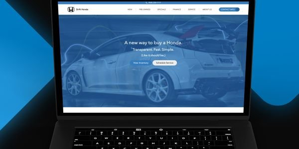 DealerFire's website platform is now available through Honda's Digital Certified Program.