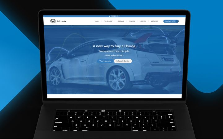 DealerFire's website platform is now available through Honda's Digital Certified Program. -