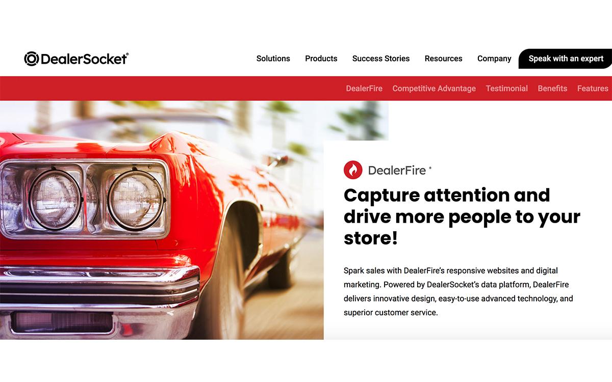 DealerSocket's DealerFire, Stream Companies Announce Strategic Partnership