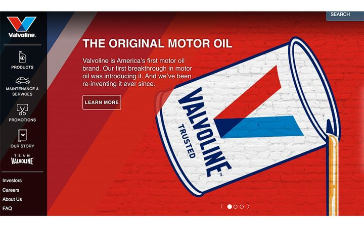 Iconic brand provides as much as 40 percent better wear protection versus updated industry specifications. - Image provided by Valvoline