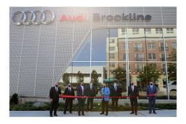 Herb Chambers Unveils Reimagined Audi Brookline