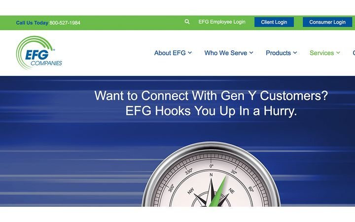 The multi-point program includes real-time call and repair order monitoring and auditing, in-depth training, proprietary claims system lockdown protocol, and cutting-edge virtual claims inspections. - IMAGE: EFG Companies