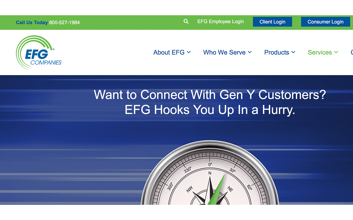 EFG Companies Safeguards Dealers' Reinsurance Positions and Saves More Than $100,000 Annually Through Formal Fraud Detection Protocols