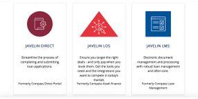 Inovatec Systems Corporation Rebrands Its Compass Lending Platform as JAVELIN
