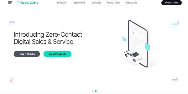 Tekion, founded by former Tesla CIO and experienced technology leader Jay Vijayan, modernizes...