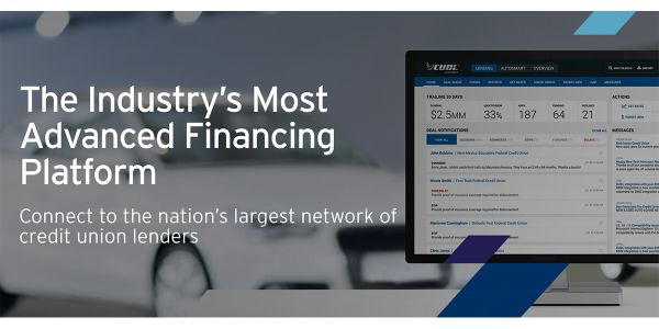 Credit Union industry's largest auto lending platform expands DMS/CRM integration to include...