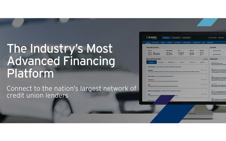 Credit Union industry's largest auto lending platform expands DMS/CRM integration to include DealerSocket, streamlining the application process for dealers and customers. - IMAGE: CUDirect.com