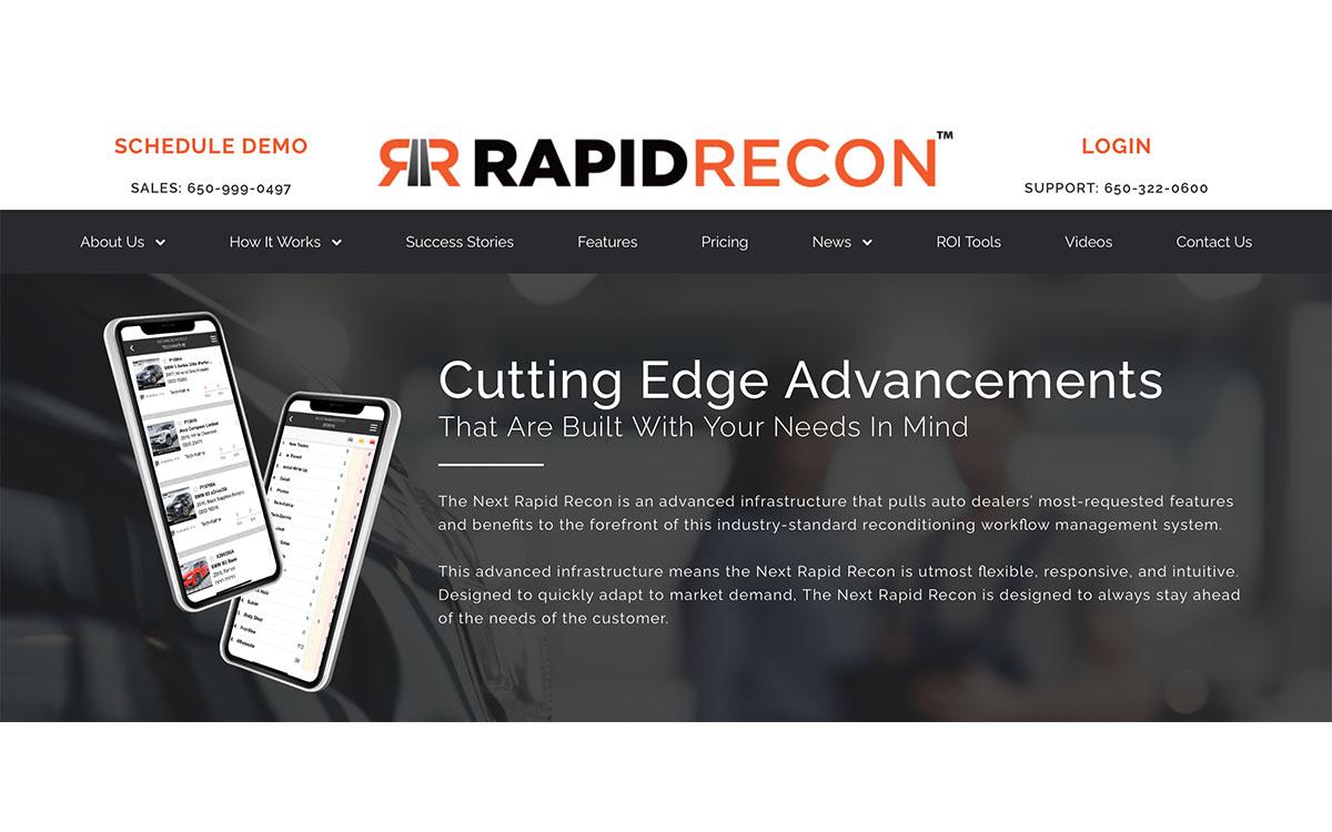 The Next Rapid Recon Announces Vendor Advantage