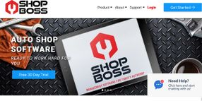 Shop Boss Announces Smart Search Automotive Estimating Feature